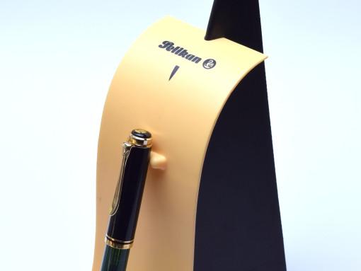 Modern PELIKAN Pyramid Shop Window or Desk Vertical Pen Display Stand Base