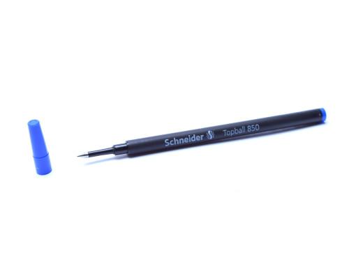 Schneider Topball 850 / 811 Blue Rollerball 0.5mm Anti-Dry Refill