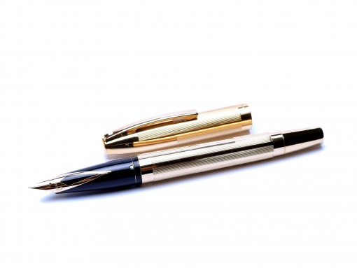 Sheaffer Imperial Triumph Gold Plated Fountain Pen