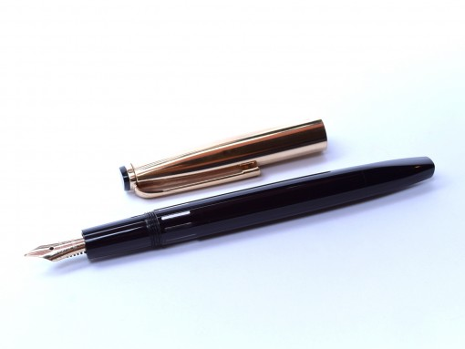 Reform Rolled Gold 4383 fountain pen