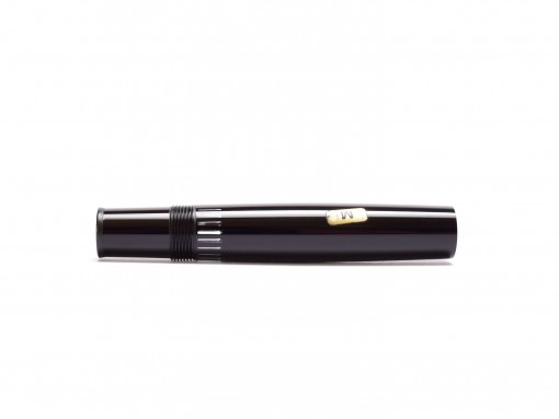 Vintage Black Resin Montblanc Meisterstuck No.146 Fountain Pen Body Barrel Part Spare Repair