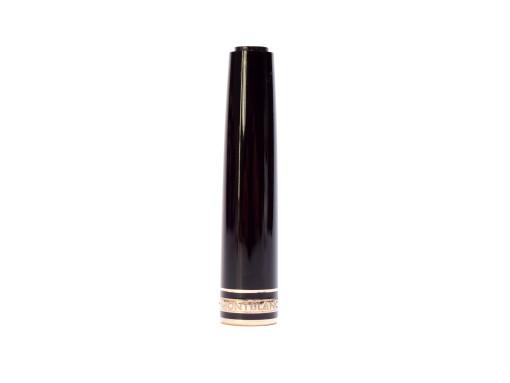 Vintage Black Resin Montblanc No. 163 Rollerball Pen Cap Part Spare Repair