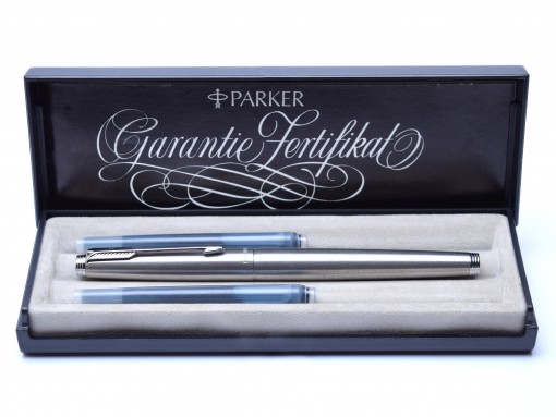 Parker 75 Steel BB nib