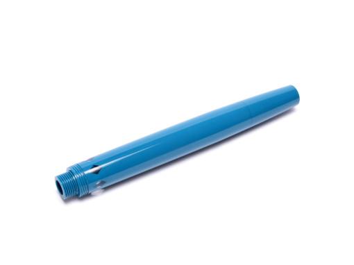 Vintage Blue Teal/Turquoise Montblanc Monte Rosa Fountain Pen Body Barrel & Piston Unit Part Spare Repair