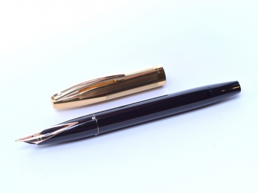 Sheaffer Imperial VIII Touchdown Gold Filled