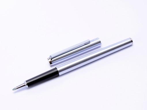 MONTBLANC Noblesse Oblige Quickpen Roller Matte Steel Rollerball Pen