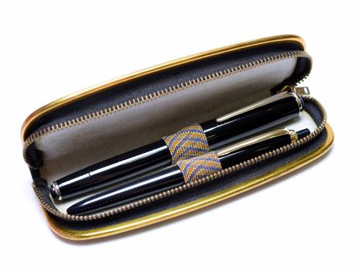 East Germany GARANT ALKOR Fountain Pen & Jrgos Ballpoint Pen Set