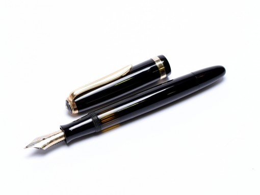 Faber Castell Osmia 884 Celluloid Vintage Fountain Pen