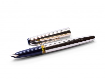 Stunning 1960s MONTBLANC 84 Meisterstuck Masterpiece All Gold Filled 18K Flex EF to BB Nib Fountain Pen