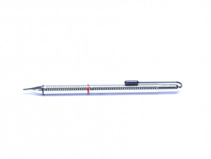 1990s Rotring 900 Side Knock Shiny Chrome (Glanz/Gloss FM) 0.7mm Mechanical Pencil