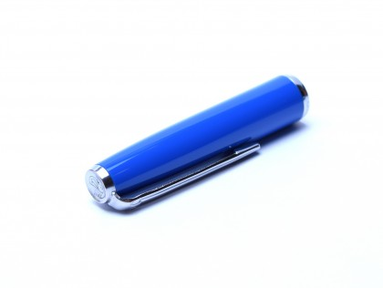 Pelikan Fountain Pen MK, M, P, Pelikano Light Blue Cap & Clip Part Unit Spare