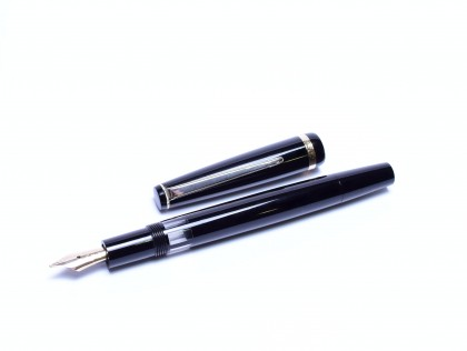 TOZ Penkala REX EMI-101 by TOZ Croatia - Super Flexible EF to BBB 14K Nib Piston Fountain Pen