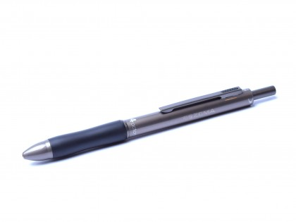 Made In Germany Senator Quatro 4 Action 4 in 1 Anodized Steel Ballpoint or Data Pen & 0.7mm Mechanical Pencil