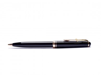 "Rare 1950s The Original First Production MONTBLANC No.215 Lever Clip Mechanism 11th ""Eleventh Finger"" Ballpoint Pen"