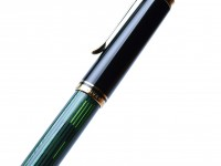 "1997 Pelikan Souveran M600 ""Old Style"" Tortoise Green Fountain Pen"
