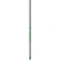 Type D1 refill New Schneider 56 M Express GREEN Multi Color Ballpoint Pen Metal Slim Short Refill ISO 12757-2 D1/67mm Made in Germany (Fits Most Vintage Pens)