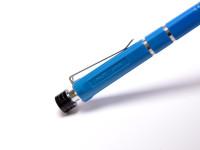 "Pilot Rocky 2020 H525 ""Shaker"" 0.5MM Leads Blue Mechanical Pencil"