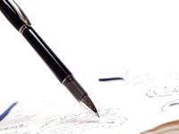 Montblanc STARWALKER Precious Black Resin Platinum Trim Knurled Rollerball Fineliner Pen