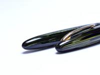 Sheaffer Balance 350 Tortoise Green Fountain Pen