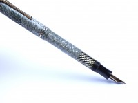 Merz & Krell Snake Skin Fountain Pen
