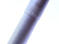 Pelikan SILVEXA No.28 Brushed Aluminum 14K 585 Gold EF Nib Fountain Pen
