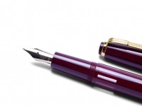 Reform Germany 4383 Round Burgundy Bordeaux Maroon Red Fountain Pen