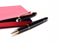 Montblanc Meisterstuck Masterpiece No. 163 Classique Luxury Black Resin & Gold Rollerball Pen