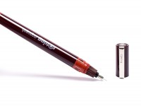 Vintage Rotring Isograph Stainless Steel 0.1mm/ 0,5mm Tip Technical Pen NOS In Carton Box