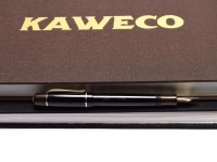 1930's Vintage Rare Kaweco Special 14C 585 Gold EF Extra Fine Nib Push Button Bladder Filler Art Deco Fountain Pen