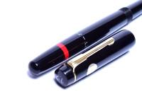 1950s NOS 1.2mm Rotring Rapidograph Tintenkuli Piston Filler Technical Drawing Pen In Box