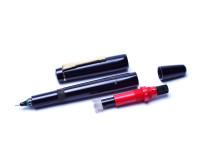 1950s 0.8mm Rotring Rapidograph Tintenkuli Piston Filler Technical Drawing Pen
