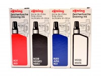 S0216550 R591018 23ml Rotring Rapidograph Isograph Technical Drawing Waterproof Ink in Tube White Weiss Blanc - Made in Germany