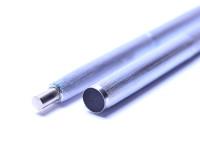 Markant M7720 & K7730 East Germany Brushed Steel Fountain & Ballpoint Pen