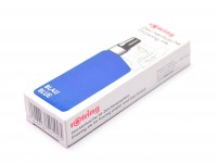s0216280 r591009 23ml Rotring Rapidograph Isograph Technical Drawing Waterproof Ink in Tube Navy Blue - Made in Germany