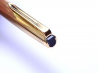 Aurora 98 Magic Piston Filling Gold Fountain Pen