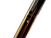 1960s Waterman France C/F (CF) 18K Gold Filled Twist Ballpoint Pen