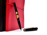 Vintage 1960s Reform 6488 Round Hooded Fully Flexible 14K Gold EF Nib Piston Fountain Pen