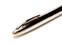 Canada Sheaffer's Snorkel Gold Filled Fountain Pen