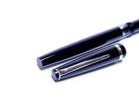 The Lost Brand of REX EMI-101 by TOZ Croatia - Super Flexible EF to BBB 14K Nib Piston Fountain Pen