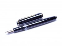 East Germany GARANT ALKOR Fountain Pen & Jrgos Ballpoint Pen Set