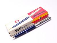 Pelikan SILVEXA No.12 OM Nib Fountain Pen