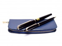Pelikan MK30 EF Extra Fine 14K Gold Nib Fountain Pen & DK30 1.18MM Leads Mechanical Pencil Set