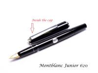 Original Vintage Montblanc Junior 620 Fountain Pen Inner Cap Part Spare Repair