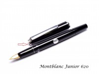 Vintage Montblanc Junior 620 Fountain Pen Cap Emblem Part Spare Repair