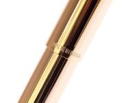 Hero 340 Arrow Aerometric Fountain Pen Gold Plated F Fine Hooded Nib in Box