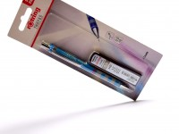 NOS New Rotring Tikky Mechanical Pencil w/ Rubberized Grip Blue Color 0,5MM Leads Included