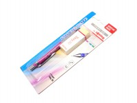 Rotring Tikky w/ Rubberized Grip Purple Color 0,5MM Leads Mechanical Pencil + Eraser Included