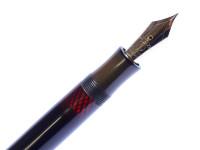 Matador GARANT Size #8 14K EF Nib Fountain Pen Made In Germany