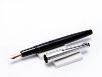 MONTBLANC Monte Rosa Chrome Steel Flexible Nib