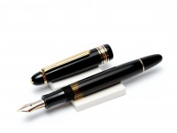 "1953 ""50's"" MONTBLANC Meisterstuck Masterpiece 142 OBB Telescopic Fountain Pen"